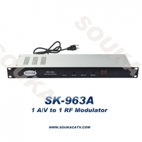 Single Channel Modulator